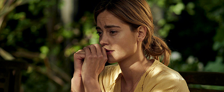 """First Look at Jenna Coleman in """"The Cry"""""""