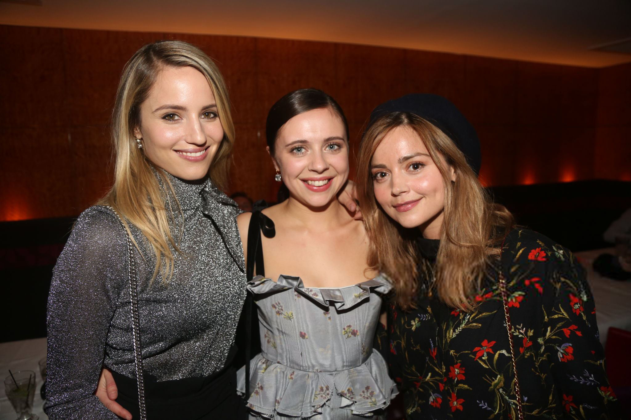 Jenna attends the 'Lobby Hero' Broadway Opening Night After Party