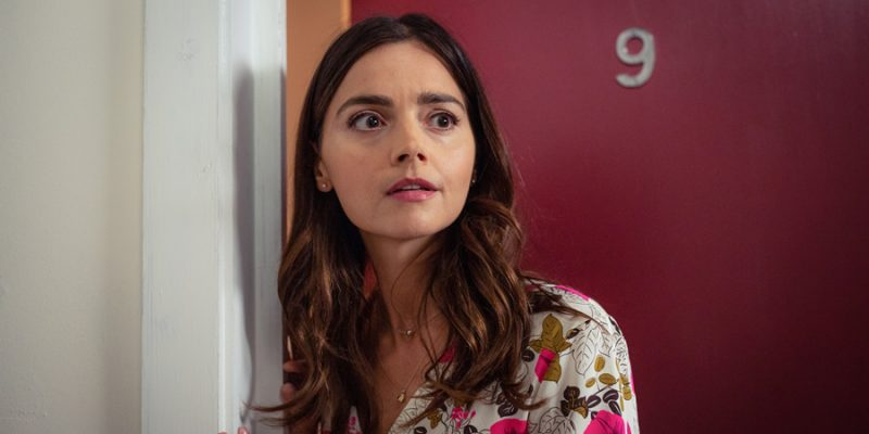 Jenna Coleman guest stars in 'Inside No. 9'
